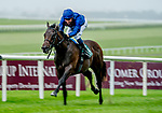 September 15, 2019 : Pinatubo #6, ridden by William Buick, wins the Goffs Vincent O'Brien National Stakes during Irish Champions Weekend Day Two at The Curragh in Curragh, Ireland. Scott Serio/Eclipse Sportswire/CSM