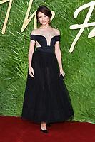Olga Kurylenko<br /> arriving for The Fashion Awards 2017 at the Royal Albert Hall, London<br /> <br /> <br /> ©Ash Knotek  D3356  04/12/2017