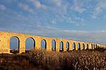 Aquädukt, Aqueduct, Larnaca, Cyprus, Zypern