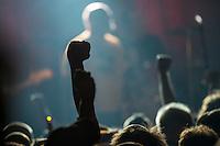 Die englischen Punkband Angelic Upstarts spielte am Mittwoch den 21. September im Berliner Club SO36.<br /> 21.9.2016, Berlin<br /> Copyright: Christian-Ditsch.de<br /> [Inhaltsveraendernde Manipulation des Fotos nur nach ausdruecklicher Genehmigung des Fotografen. Vereinbarungen ueber Abtretung von Persoenlichkeitsrechten/Model Release der abgebildeten Person/Personen liegen nicht vor. NO MODEL RELEASE! Nur fuer Redaktionelle Zwecke. Don't publish without copyright Christian-Ditsch.de, Veroeffentlichung nur mit Fotografennennung, sowie gegen Honorar, MwSt. und Beleg. Konto: I N G - D i B a, IBAN DE58500105175400192269, BIC INGDDEFFXXX, Kontakt: post@christian-ditsch.de<br /> Bei der Bearbeitung der Dateiinformationen darf die Urheberkennzeichnung in den EXIF- und  IPTC-Daten nicht entfernt werden, diese sind in digitalen Medien nach §95c UrhG rechtlich geschuetzt. Der Urhebervermerk wird gemaess §13 UrhG verlangt.]