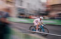 Marta Lach (POL)<br /> <br /> WOMEN ELITE ROAD RACE<br /> Kufstein to Innsbruck: 156.2 km<br /> <br /> UCI 2018 Road World Championships<br /> Innsbruck - Tirol / Austria