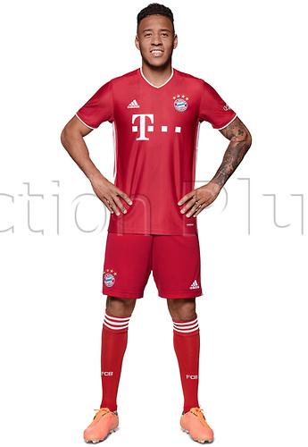 26th October 2020, Munich, Germany; Bayern Munich official seasons portraits for season 2020-21;  Corentin Tolisso