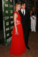 LOS ANGELES, CA, USA - AUGUST 25: Claire Danes, Hugh Dancy at the FOX, 20th Century FOX Television, FX Networks And National Geographic Channel's 2014 Emmy Award Nominee Celebration held at Vibiana on August 25, 2014 in Los Angeles, California, United States. (Photo by David Acosta/Celebrity Monitor)