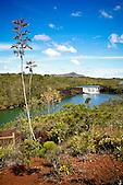 Chutes de la Madeleine (réserve provinciale), Sud de la Grande Terre, Nouvelle-Calédonie