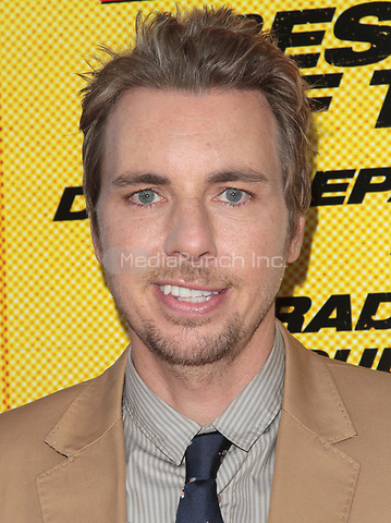 LOS ANGELES, CA - AUGUST 14: Dax Shepard arrives at the 'Hit & Run' Los Angeles Premiere on August 14, 2012 in Los Angeles, California. MPI21 / Mediapunchinc