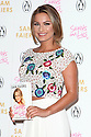 Sam Faiers attending the book launch for get book 'Secrets And Lies', at the Covent Garden Hotel, London. 30/04/2015