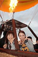 20120822 August 22 Hot Air Balloon Cairns