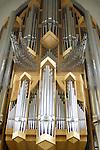 Organ Pipes, Hallgrimsskirkja, Reykjavik, Iceland