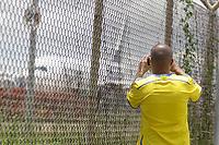 Campinas (SP), 16/01/2021 - Saude - O avião que iria buscar vacinas de Oxford na Índia voltou neste sábado (16) para Campinas, interior de São Paulo depois um desencontro entre o governo brasileiro e o indiano, a aeronave deve partir, ainda na tarde de hoje, com destino à Manaus, para levar cilindros de oxigênios ao Amazonas, que vive um colapso na saúde.