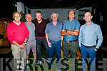 Enjoying the Gallys Golf Society BBQ in Gallys on Saturday. L to r: Ricky and Colin Rogers, Sean O'Donnell, John Noonan, Joe O'Donnell and Paidi O'Shea (Captain)
