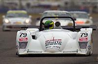 The Oberto sponsored SRP II class Lola..39th Rolex 24 at Daytona, 3/4 February,2001 Daytona International Speedway  Daytona Beach,Florida,USA.©F.Peirce Williams 2001 ..