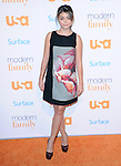 Westwood , California - October 28 :  Sarah Hyland <br />  arrives at The USA Network's Modern Family Fan Appreciation Day held at Westwood Village Theatres in Westwood, California on October 28,2012                                                                               © 2013 Hollywood Press Agency