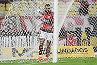 Rio de Janeiro (RJ), 24/04/2021 - Flamengo-Volta Redonda - Gabigol jogador do Flamengo,durante partida contra o Volta Redonda,válida pela 11ª rodada da Taça Guanabara,realizada no Estádio Jornalista Mário Filho (Maracanã), na zona norte do Rio de Janeiro, neste sábado (24).