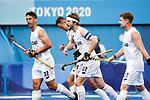 Blair Tarrant. Men's match between New Zealand and Japan, Oi Hockey Stadium, Tokyo, Japan, Tuesday 27 July 2021. <br /> Photo: Alisha Lovrich/HockeyNZ/www.bwmedia.co.nz