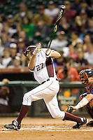 Petrich, Dylan 4104.jpg. Houston Cougars vs Texas A&M Aggies in NCAA Baseball. Houston College Classic at Minute Maid Park on March 1st 2009 in Houston, Texas. Photo by Andrew Woolley.