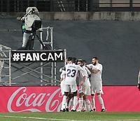 2020.12.23 La Liga Real Madrid VS Granada CF