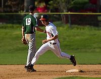 PS Baseball Varsity 2010-11 vs GDS