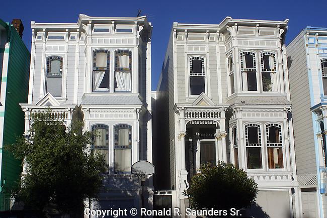 SAN FRANCISCOS PAINTED LADIES