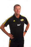 Assistant coach Richard Watt. Hurricanes Super Rugby official headshots at Rugby League Park, Wellington, New Zealand on Tuesday, 13 January 2015. Photo: Dave Lintott / lintottphoto.co.nz