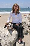 Bay Animal Hospital | Corporate Head shots with Pets | Manhattan Beach California | Beach Portraits | Pet Portraits | Corporate Headshots | Employee Corporate Headshots | Website Facebook Portraits | 2009 | <br /> Photo by Joelle Leder Photography Studio ©