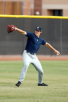 Brian Moran - Seattle Mariners 2009 Instructional League .Photo by:  Bill Mitchell/Four Seam Images..