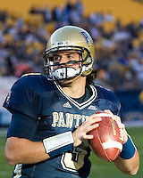21 October 2006: Pitt quarterback Tyler Palko..The Rutgers Scarlet Knights defeated the Pitt Panthers 20-10 on October 21, 2006 at Heinz Field, Pittsburgh, Pennsylvania.