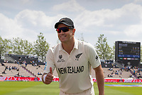 Thumbs up from Neil Wagner, New Zealand during India vs New Zealand, ICC World Test Championship Final Cricket at The Hampshire Bowl on 23rd June 2021