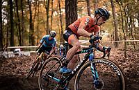 Lars van der Haar (NED/Telenet-Baloise Lions)<br /> <br /> UEC Cyclocross European Championships 2020 - 's-Hertogenbosch (NED)<br /> <br /> Elite MEN<br /> <br /> ©kramon