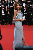 """CANNES, FRANCE. July 6, 2021: Carla Bruni at the premiere of """"Annette"""" at the gala opening of the 74th Festival de Cannes.<br /> Picture: Paul Smith / Featureflash"""
