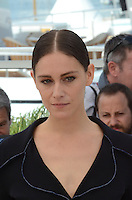 Ariane Labed attends 'The Stopover (Voir Du Pays)' photocall during the 69th Annual Cannes Film Festival at the Palais des Festivals on May 18, 2016 in Cannes, France