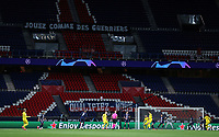 General view as the match is played behind closed doors while the number of coronavirus cases grow around the world    <br /> Photo Pool/Panoramic/Insidefoto