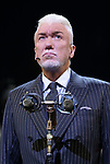 "Patrick Page during the Broadway Press Performance Preview of ""Hadestown""  at the Walter Kerr Theatre on March 18, 2019 in New York City."