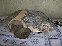 Armenia 2007  <br /> In a house, a Yezidi religious site   <br /> Armenie 2007  <br /> Dans la chambre d'une maison  yezidi, lieu de priere
