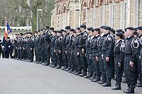 BIEVRES , ETAT MAJOR DU RAID LE 21 / 03 / 2017<br /> PASSATION DE COMMANDEMENT DU RAID , UNITE D ELITE DE LA POLICE NATIONALE .<br /> JEAN BAPTISTE DULION SUCCEDE A JEAN MICHEL FAUVERGUE . .