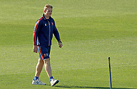 Simon Harmer of Essex walks across the pitch during Essex CCC vs Kent CCC, Friendly Match Cricket at The Cloudfm County Ground on 30th March 2021