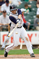 Manzella, Tommy 0277.jpg. Memphis Redbirds at Round Rock Express in Pacific Coast League Baseball. Dell Diamond on April 26th 2009 in Round Rock, Texas. Photo by Andrew Woolley.