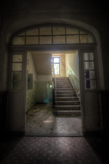 An old DDR sanatorium