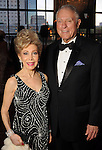 Margaret Alkek Williams and Jim Daniel at the SPA's Forever Paris Gala at the Wortham Theater Saturday March 29, 2014.(Dave Rossman photo)