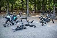 2020/09/15 Berlin | Verkehr | eScooter