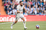 Daniel Carvajal Ramos of Real Madrid in action during their La Liga match between Real Madrid and Deportivo Alaves at the Santiago Bernabeu Stadium on 02 April 2017 in Madrid, Spain. Photo by Diego Gonzalez Souto / Power Sport Images