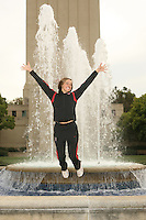 STANFORD, CA - OCTOBER 1:  Erin Bell during picture day on October 1, 2008 in Stanford, California.