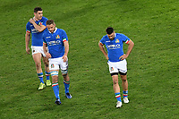 Italian players dejection <br /> Roma 9-02-2019 Stadio Olimpico<br /> Rugby Six Nations tournament 2019  <br /> Italy - Wales <br /> Foto Andrea Staccioli / Resini / Insidefoto