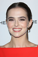 WEST HOLLYWOOD, CA, USA - APRIL 08: Zoey Deutch at the Marie Claire Fresh Faces Party Celebrating May Cover Stars held at Soho House on April 8, 2014 in West Hollywood, California, United States. (Photo by Celebrity Monitor)