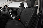 Front seat view of 2017 GMC Terrain FWD-Denali 5 Door SUV Front Seat  car photos