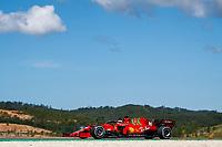 30th April 2021; Algarve International Circuit, in Portimao, Portugal; F1 Grand Prix of Portugal, Free practise:  16 LECLERC Charles (mco), Scuderia Ferrari SF21