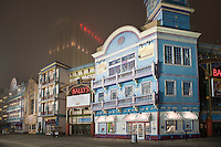 Bally's Wild West casino, Atlantic, City, New Jersey, USA