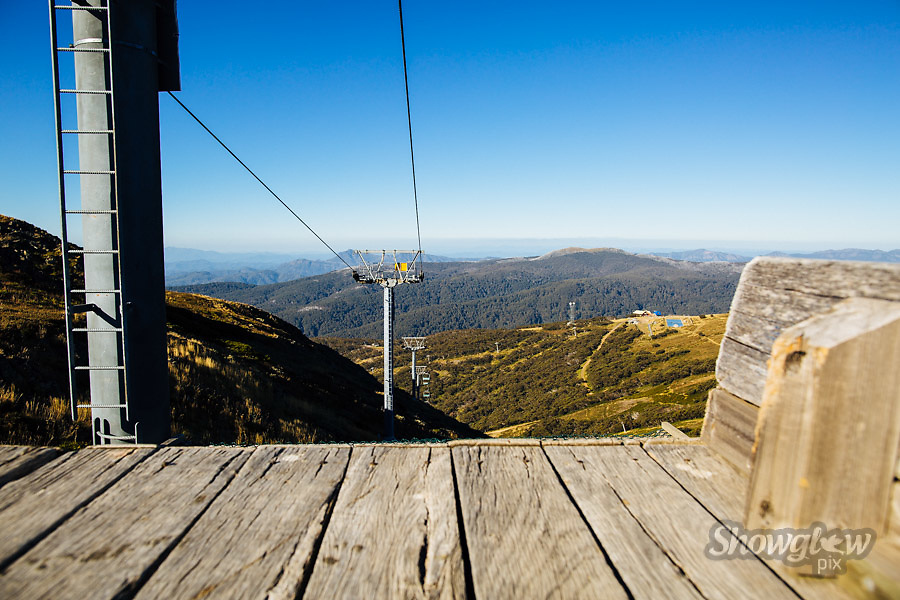 Image Ref: HC116<br /> Location: Mt Buller Summit<br /> Date: 21 March 2015