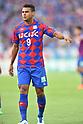Soccer : J1 2017 Ventforet Kofu 0-0 Sagan Tosu