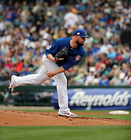 Jon Lester - Chicago Cubs 2019 spring training (Bill Mitchell)