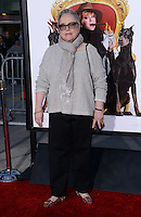 Kathy Bates @ the premiere of 'The Boss' held @ the Regency Village theatre.<br /> March 28, 2016